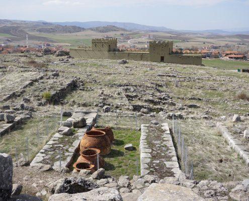 Hitit, İmparatorluğu'nun, başkenti, Hattuşaş, UNESCO, Dünya, mirası, antik, kent, ören