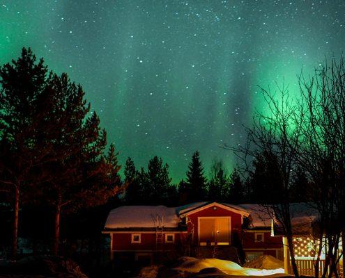 Kuzey, ışıkları, büyüleyen, atmosferi,Stockholm, görülmeye, deger, farklı, bir deneyim