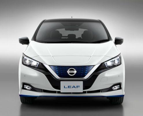 Nissan Leaf, rekor kırdı