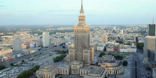"""Küllerinden doğan şehir; """"Varşova"""""""