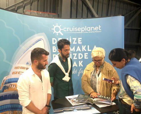 Cruise gezileri heyecan yarattı