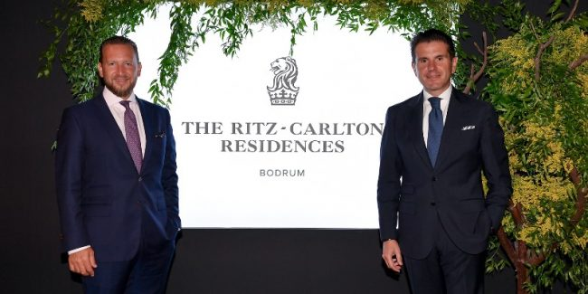 Epique Island, The Ritz-Carlton Residences oluyor