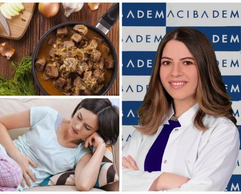 Acıbadem Hastanesi Beslenme ve Diyet Uzmanı Nur Ecem Baydı Ozman