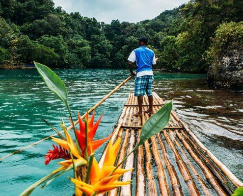 """Bob Marley'in ülkesi """"Jamaika"""""""