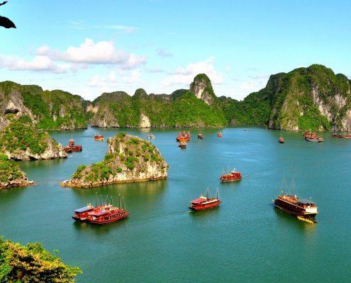 """Küllerinden doğan ülke """"Vietnam"""""""