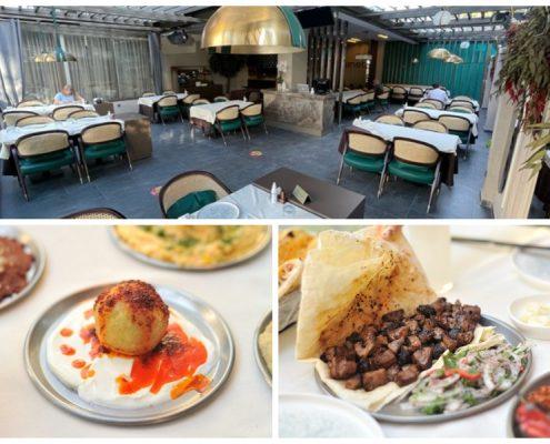 Yeni bir lezzet durağı; Yöresel Siverek Mutfağı; Kineba
