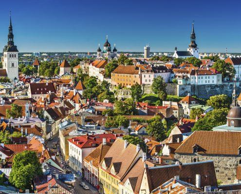 """Dijital şehir, """"Tallinn"""""""