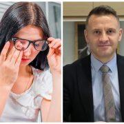 Sürekli göz ovalamakeratokonus hastalığına yol açabilir