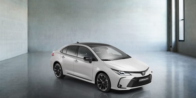 "Toyota Corolla ""Yeni GR Sport"""