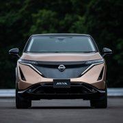 Nissan Ariya, tamamen elektrikli crossover SUV