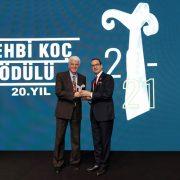 20. Vehbi Koç Ödülü Prof. Dr. Hüseyin Vural'ın