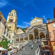 "Kardinal Pietro'nun kurduğu şehir ""Amalfi"""
